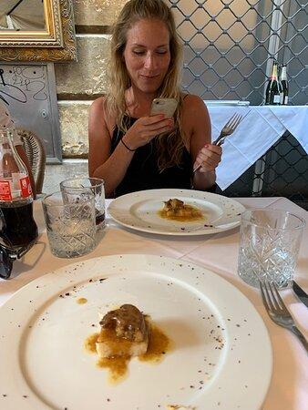 Hungarian goose foie gras
