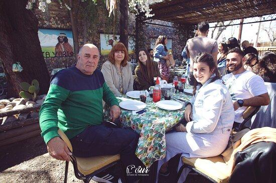 Tupungato, Argentina: Natural y familiar