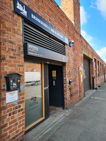 Brinkburn St Brewery Bar&Kitchen (Byker) Newcastle.