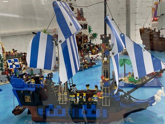 Wystawa Z Klockow Lego