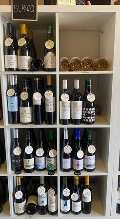 Selección vinos blancos
