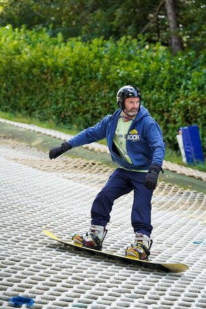 Learn to snowboard with us!