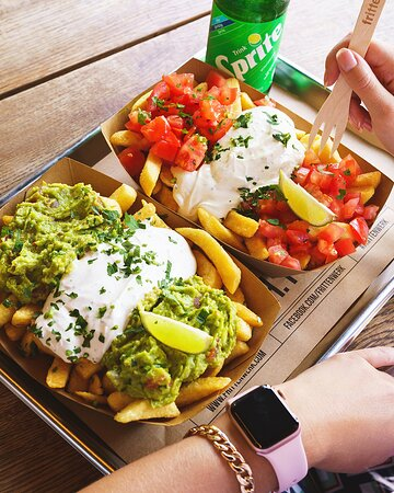 Tijuana Street Fries rethought!