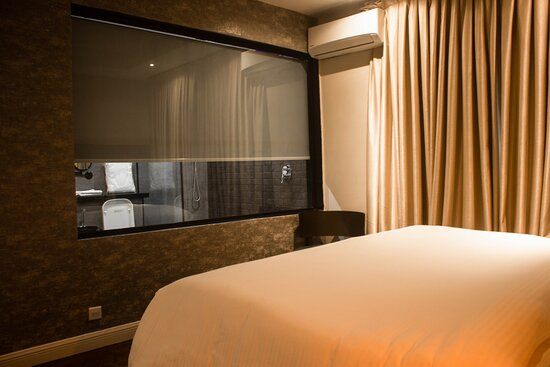 comfortable beds and linens are standard for a pleasant nights sleep.