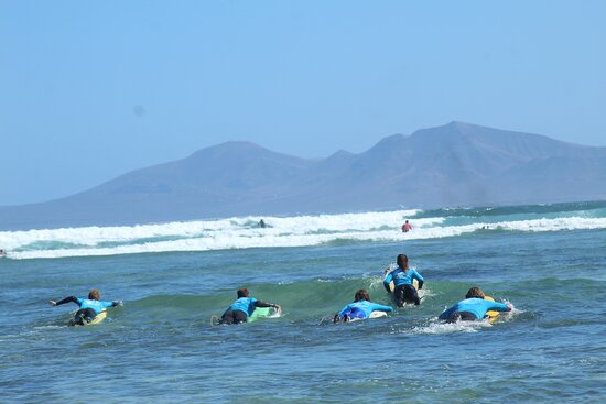 Corralejo, Spain: Punta Elena beach