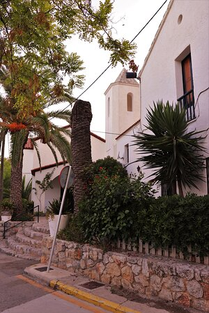Parroquia De Santa María De Garraf