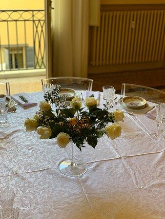 Bolonia, Italia: Lemons and Flowers