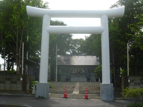 Nemuroizumo Shrine