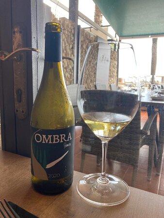 Vino blanco Ombra (D.O Montsant)