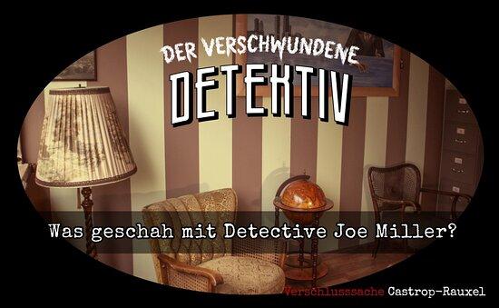 Privatdetektiv Joe Miller ist seit Tagen verschwunden und seine Familie beauftragt Euch mit der Suche nach ihm. Zuletzt arbeitete er an einem heißen Fall, bei dem es um Drogenschmuggel, die Mafia und vielem mehr ging... Bucht jetzt Euren mysteriösen Fall in unserem Escape Room in Castrop-Rauxel und durchleuchtet ein Netzwerk krimineller Machenschaften!