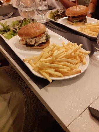 hamburger claissque