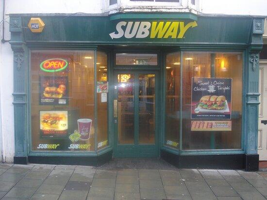 Subway Aber