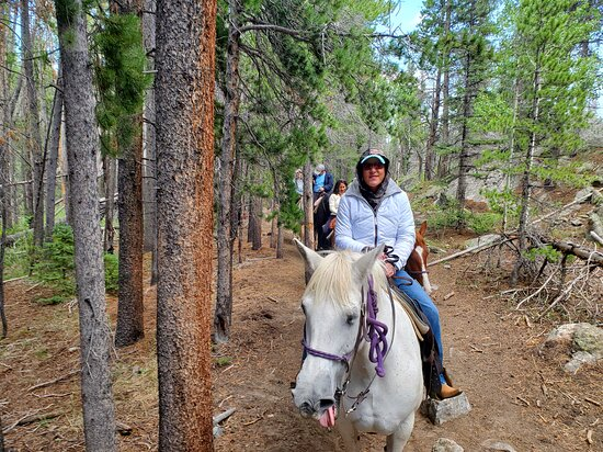 Trail ride!