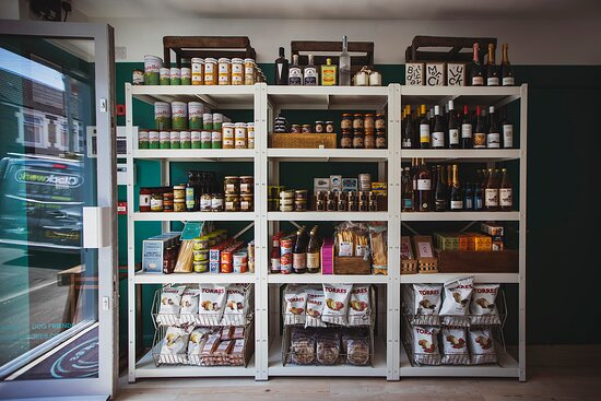 Provision Shelves