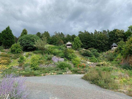 Sternberk, Czech Republic: Arboretum Makču Pikču, srpen 2021