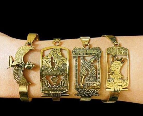 Handmade copper made in Luxor