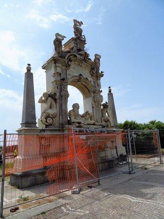 La fontana del Sebeto