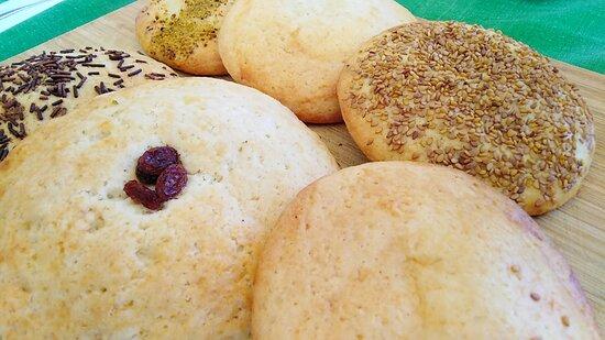 Calatabiano, İtalya: Biscotti vari