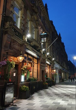 The Crows Nest Newcastle.