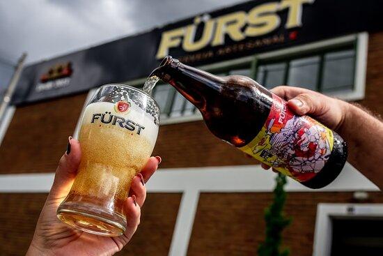Cerveja Formiga, uma homenagem a nossa cidade!