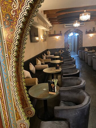 Restaurante Lounge Marrakech