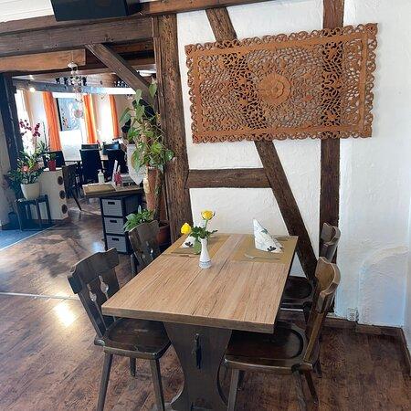 Unser Restaurant und unsere Speisen
