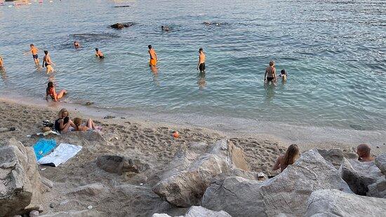 Grovel beach