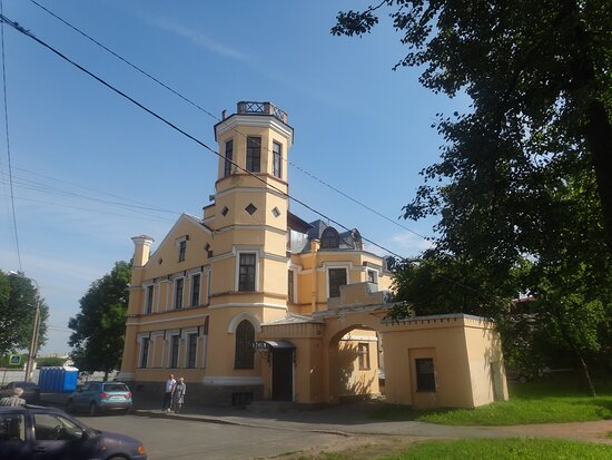 Truveller  Manor