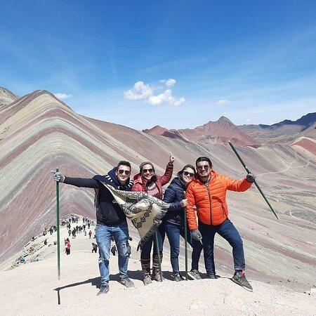 Tour Montaña de 7 colores