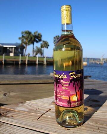Florida Fever Passion Fruit Wine