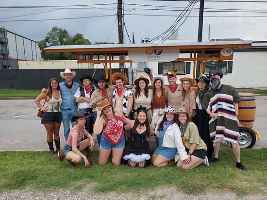 Pedal Party fun