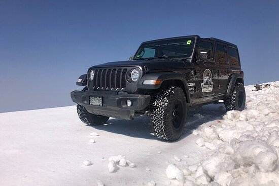 Half-Day Pikes Peak Jeep Tour