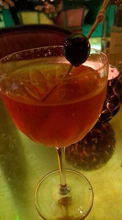 Amazing custom cocktails