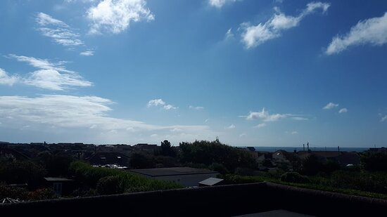 View from our terrace - daytime