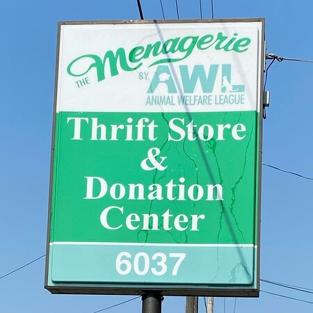 The Menagerie Thrift & Gift Shoppe