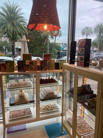 Baklava and Delights in Sarasota.