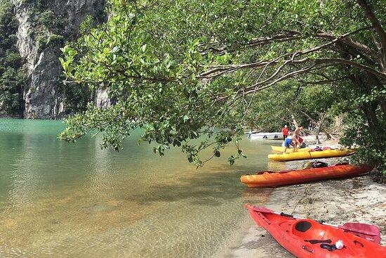 Lake Como Bike and Kayak Tour in Italy