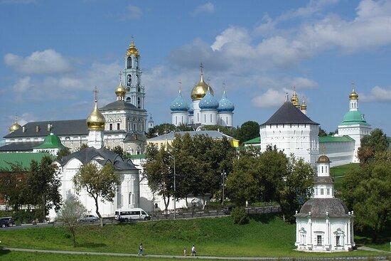 2 jours Gems of Golden ring Tour Sergiev Posad, Rostov Velikiy...
