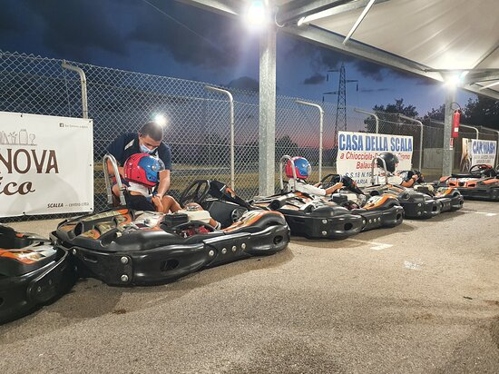 A.S.D. Raceway Karting Riviera dei Cedri