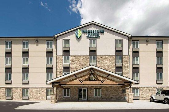 WoodSpring Suites Minneapolis Fridley