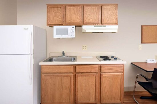 Guest room with Kitchenette Limited Equipment