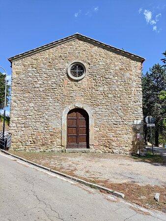 Castel Rigone, Italia: Chiesa di San Bartolomeo