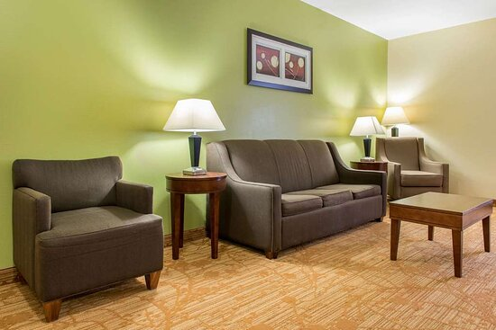 Spacious suite with added amenities