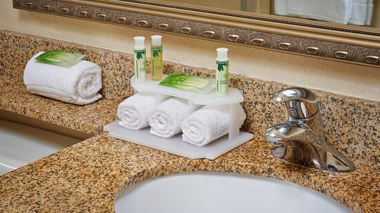 Refresh and revitalize with our Bathroom Amenities Kit