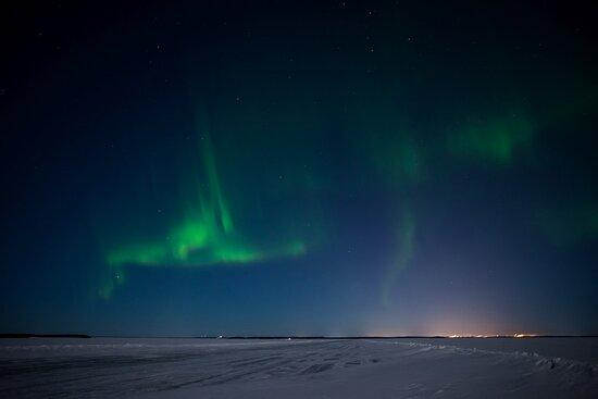 Northern Lights in Luleå