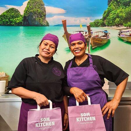 Best Thai Kitchen in Vienna - Som Kitchen