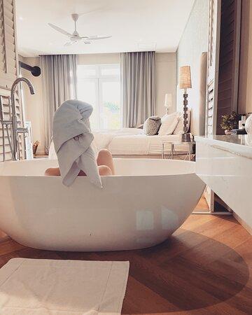 The best bathtub!