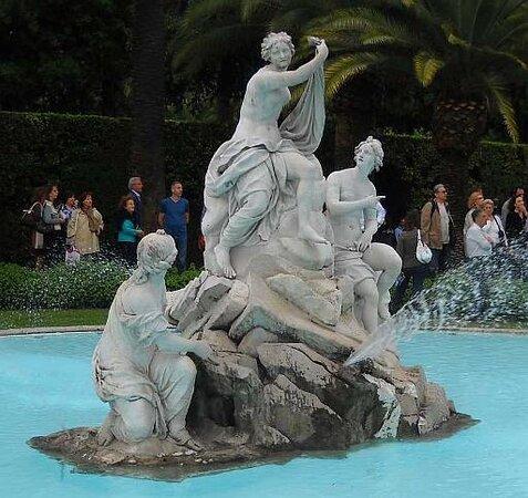 Fontana del Bagnante
