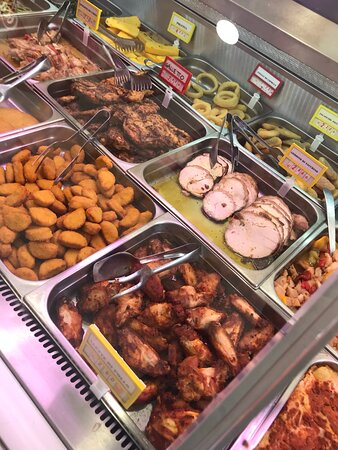 Dory Grill fastfood Restaurant rychle obcerstvenie