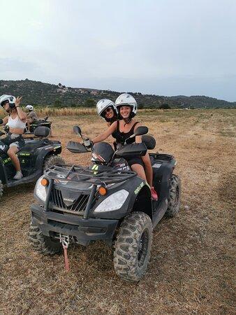 ATV quad fun on the island of Vis!